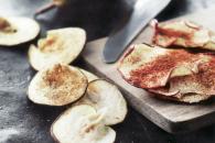 Æble- og pærechips