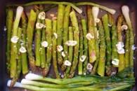 Grillet aspargessalat